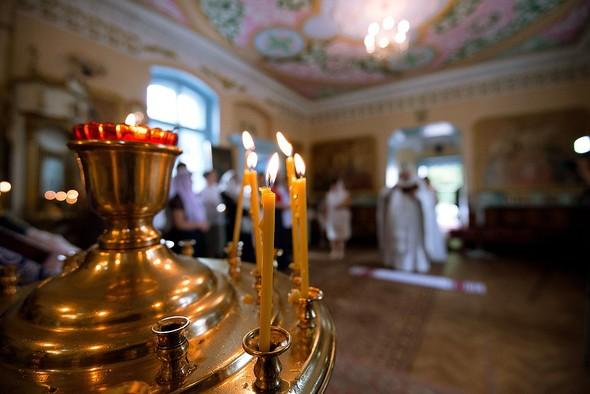 свадебный день - фото №19
