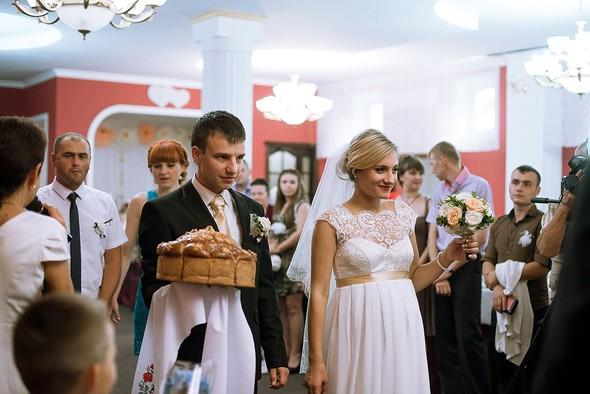 свадебный день - фото №63