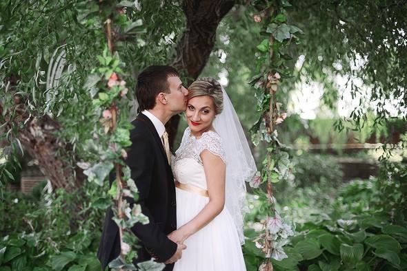 свадебный день - фото №34