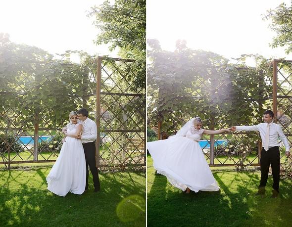 свадебный день - фото №59