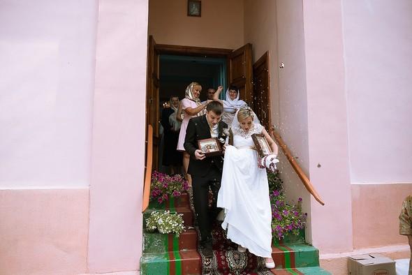 свадебный день - фото №27