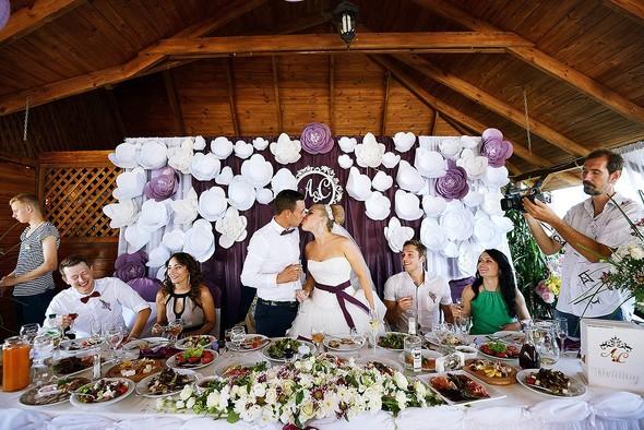 весення свадьба - фото №73