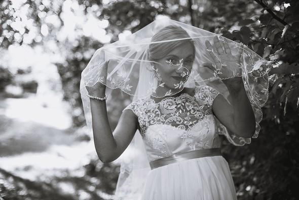 свадебный день - фото №37
