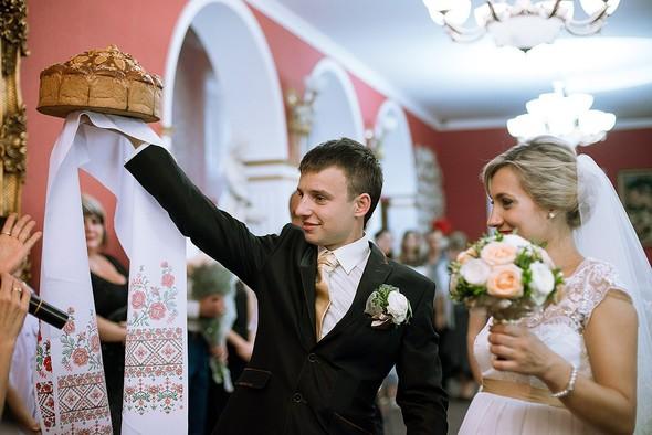 свадебный день - фото №62