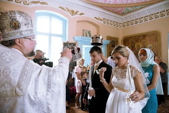 свадебный день - фото №23
