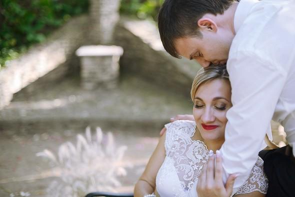 свадебный день - фото №47