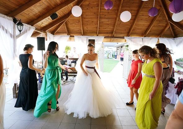 весення свадьба - фото №78
