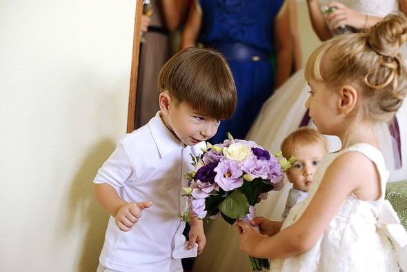весення свадьба - фото №17