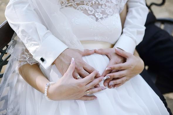 свадебный день - фото №48