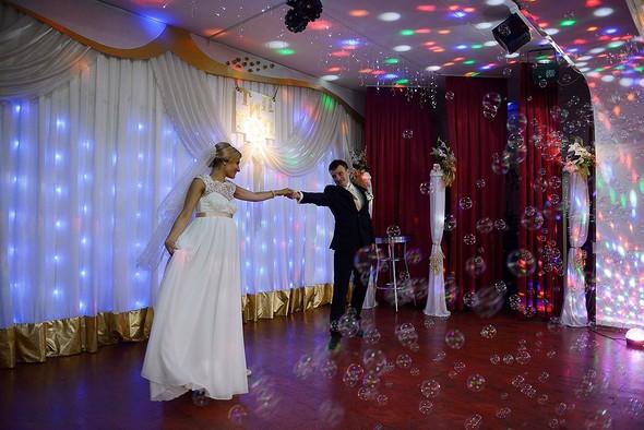 свадебный день - фото №67