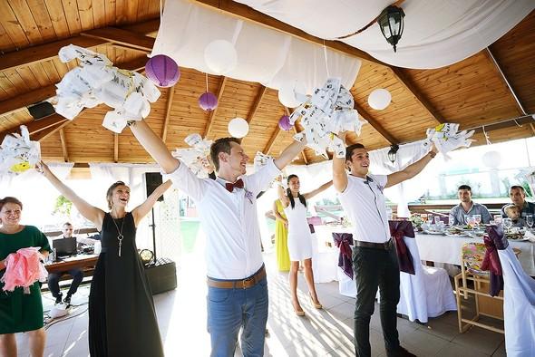 весення свадьба - фото №74