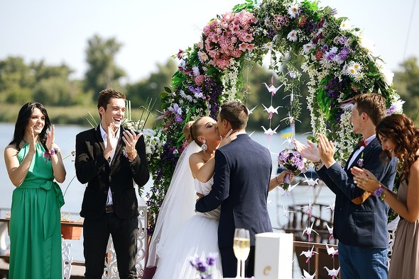 весення свадьба - фото №34