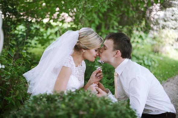 свадебный день - фото №40