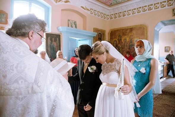 свадебный день - фото №24