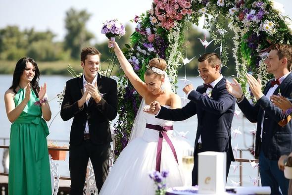 весення свадьба - фото №35