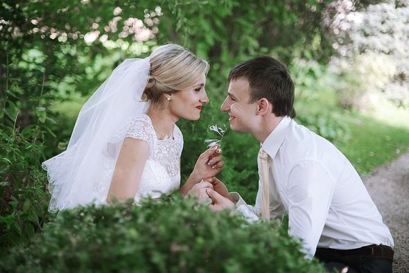 свадебный день - фото №41