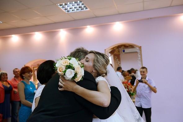 свадебный день - фото №32