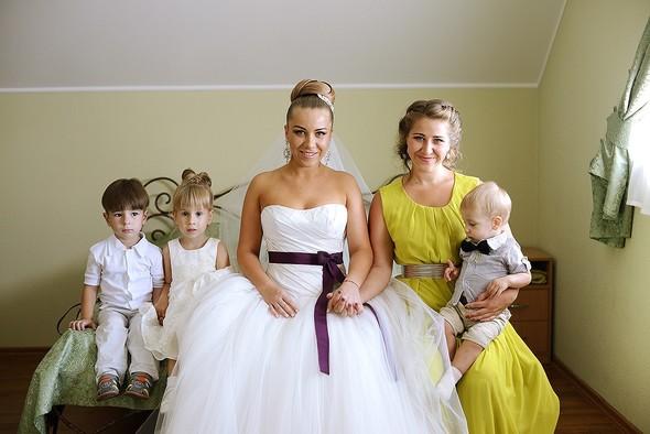 весення свадьба - фото №18