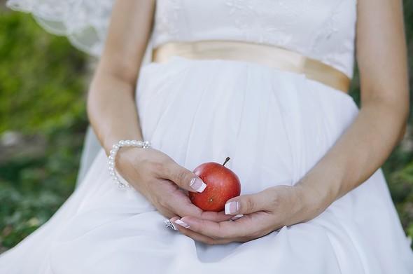 свадебный день - фото №43