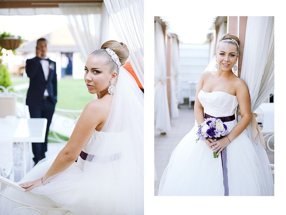 весення свадьба - фото №79