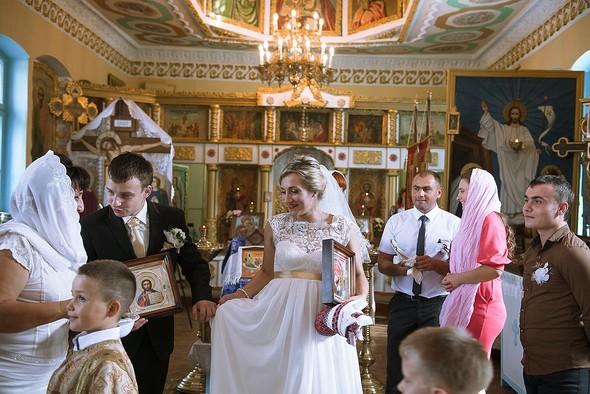 свадебный день - фото №26