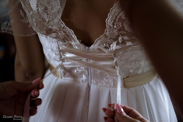 свадебный день - фото №4
