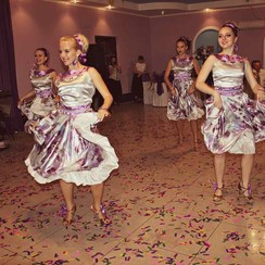 "Шоу-балет ""Арабеск""|""ARABESQUE"" - артист, шоу в Одессе - фото 2"