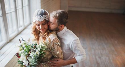 Скидка на свадьбу в Апреле