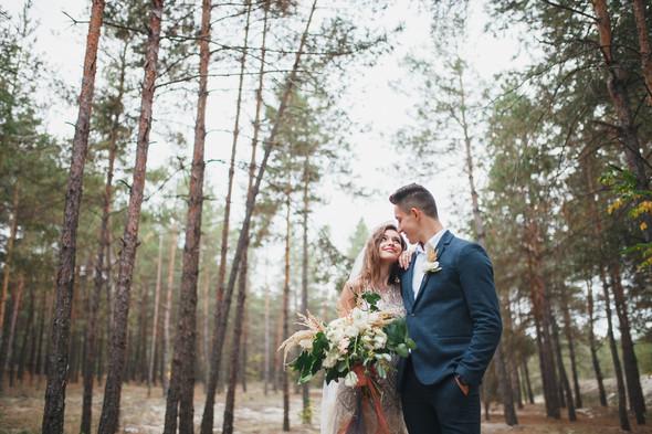 Богдана и Андрей - фото №21