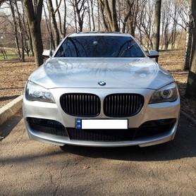 BMW 740 Long - авто на свадьбу в Днепре - портфолио 6