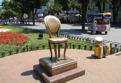 Городской Сад - место для фотосессии в Одессе - портфолио 3