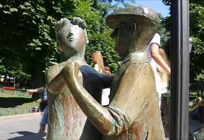 Городской Сад - место для фотосессии в Одессе - портфолио 6