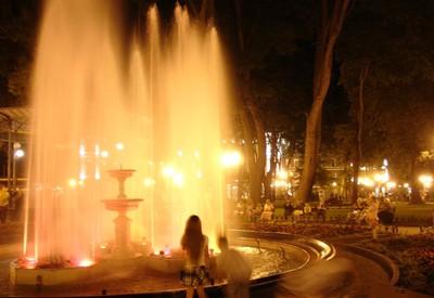 Городской Сад - место для фотосессии в Одессе - портфолио 5