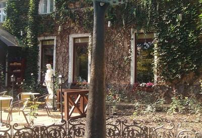 Городской Сад - место для фотосессии в Одессе - портфолио 4