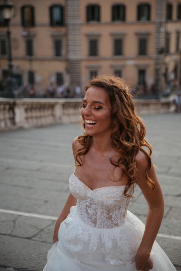 Veronica & Madson. Rome - фото №23
