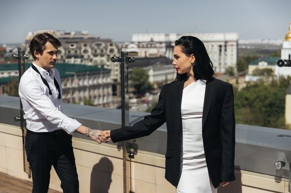 Женя и Наташа Кот - фото №73
