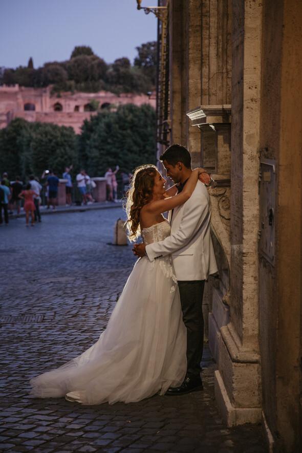 Veronica & Madson. Rome - фото №28