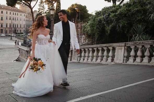 Veronica & Madson. Rome - фото №16