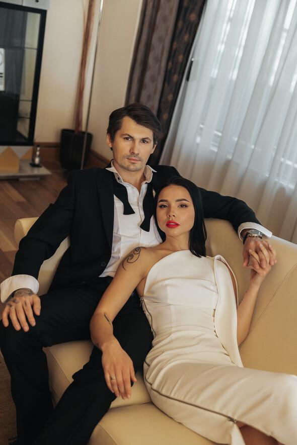 Женя и Наташа Кот - фото №2