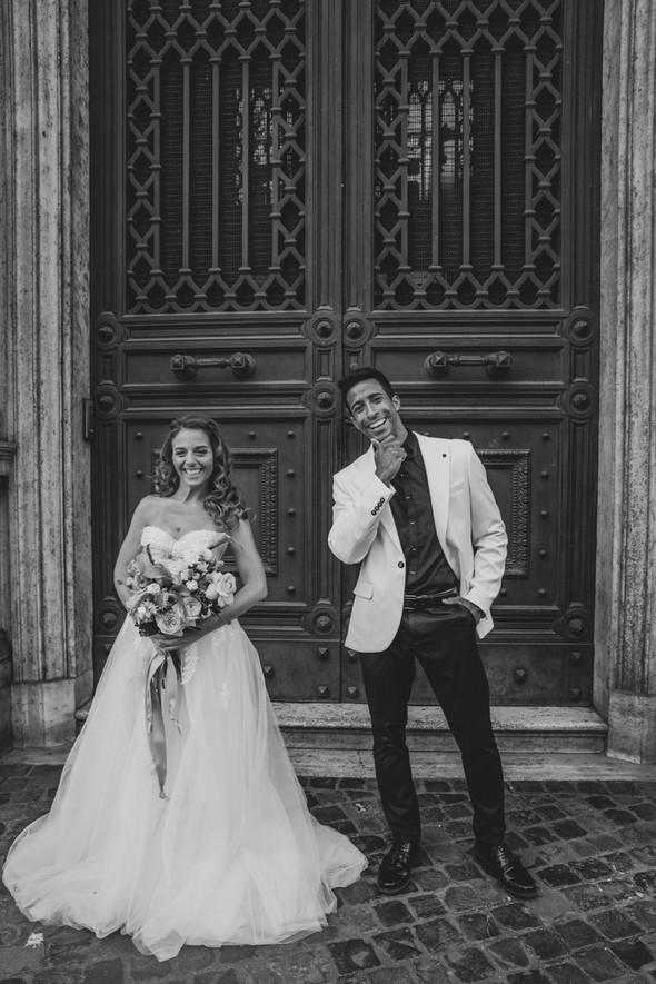 Veronica & Madson. Rome - фото №2