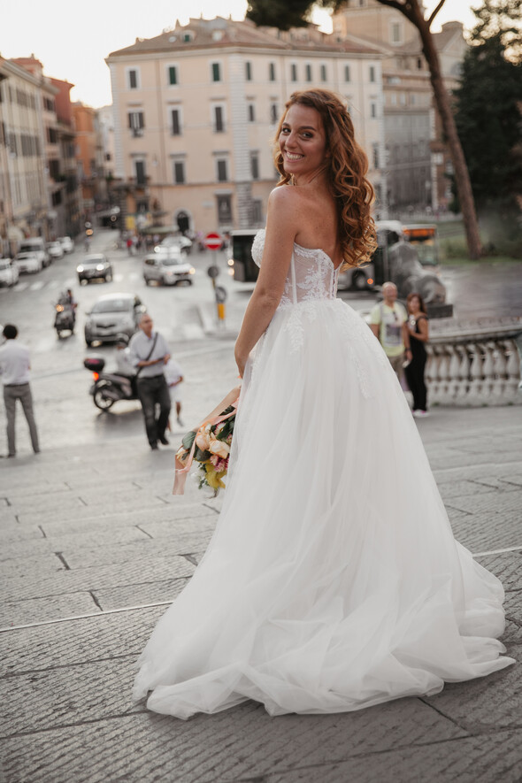 Veronica & Madson. Rome - фото №18