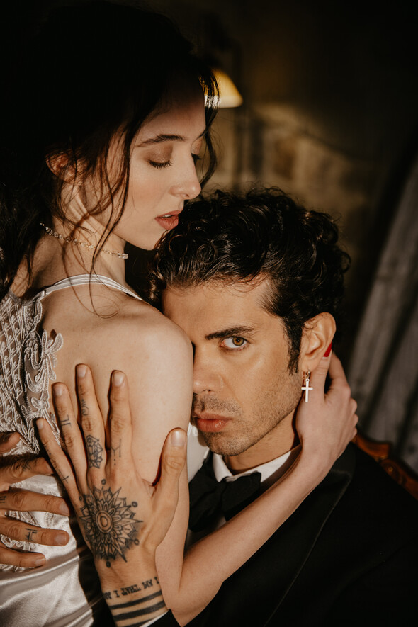 Anastasia& Farzam - фото №3