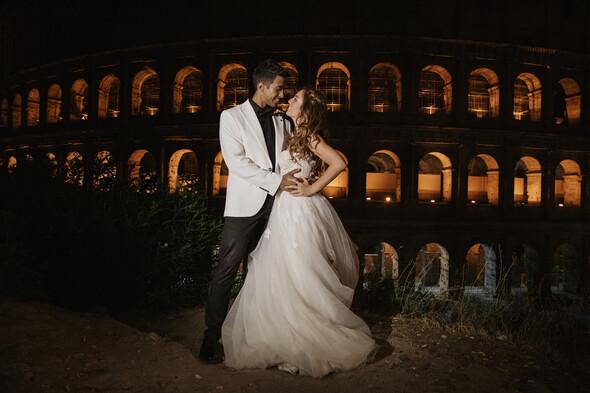 Veronica & Madson. Rome - фото №34