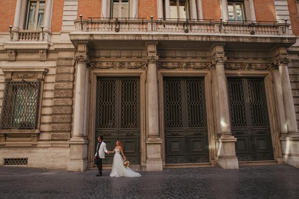 Veronica & Madson. Rome - фото №11