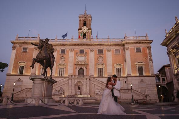 Veronica & Madson. Rome - фото №1