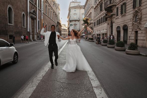 Veronica & Madson. Rome - фото №12
