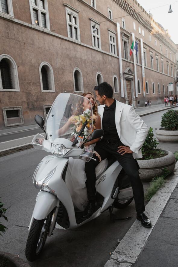 Veronica & Madson. Rome - фото №13