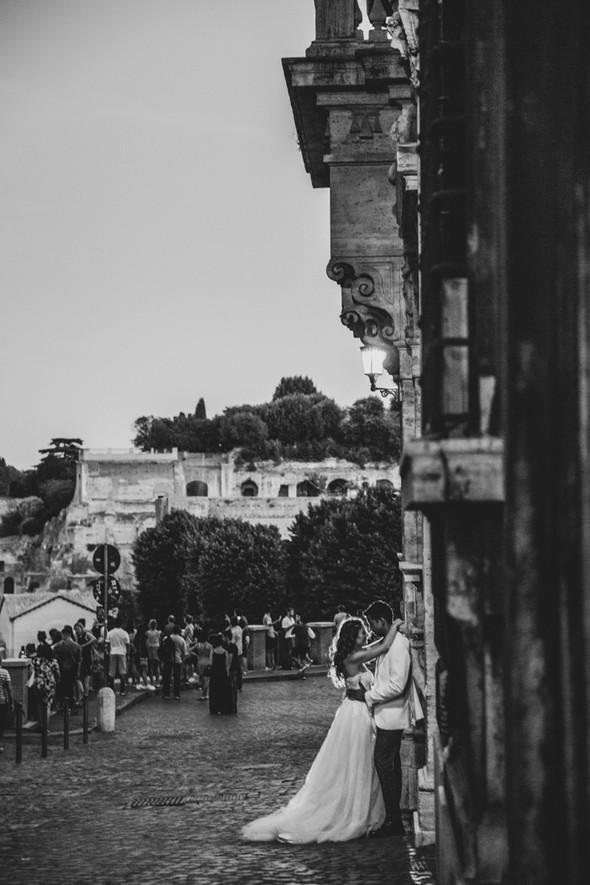 Veronica & Madson. Rome - фото №9