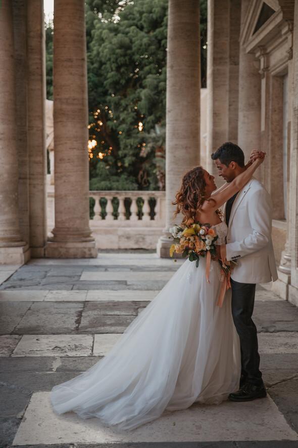 Veronica & Madson. Rome - фото №24