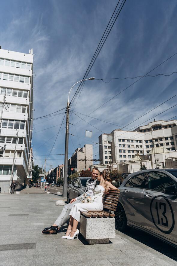 Даша и Максим - фото №11